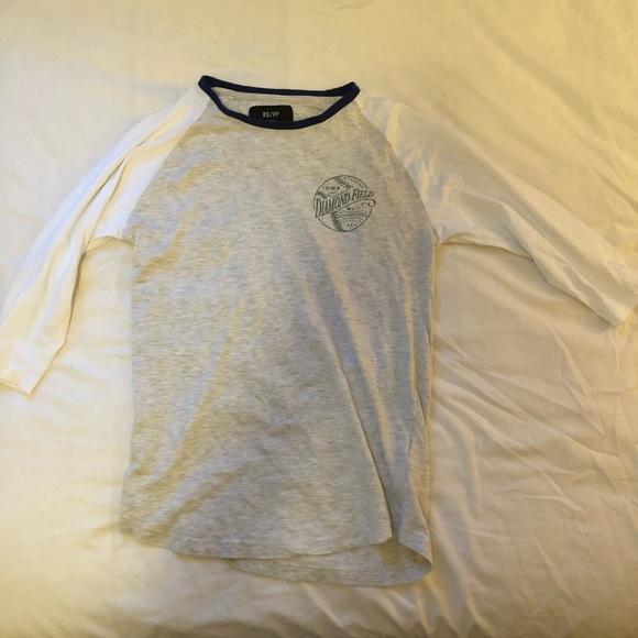 Cotton On Other - Cotton On white baseball tee